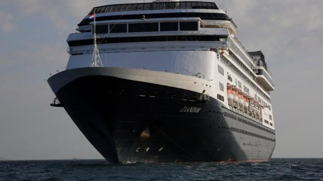 """FOTO: Piden """"compasión y humanidad"""" para crucero de regreso a EEUU con enfermos por coronavirus, el 30 de marzo de 2020"""