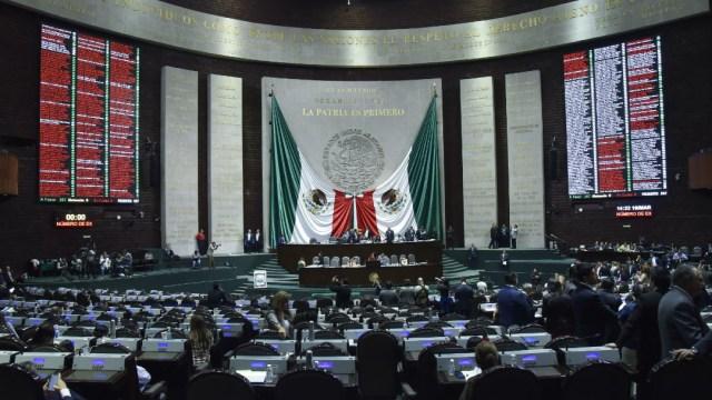 Foto: Cámara de Diputados suspende trabajos por coronavirus, 19 de marzo de 2020, (MARIO JASSO /CUARTOSCURO.COM)