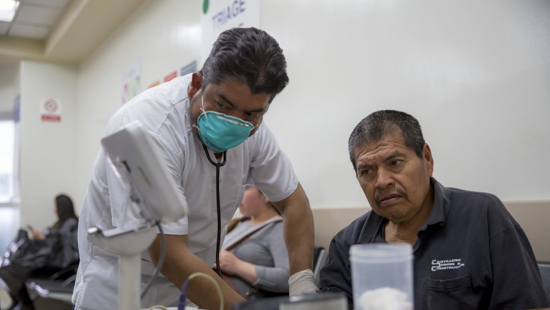 Foto: Gobierno AMLO adelanta recursos para atención médica a estados