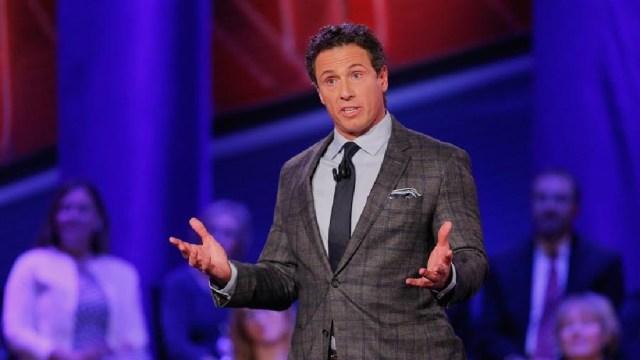 Chris Cuomo, presentador de CNN y hermano del gobernador de Nueva York. (Foto: EFE)