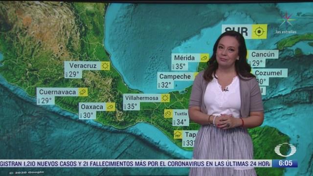 decimoprimera tormenta invernal provocara bajas temperaturas en mexico