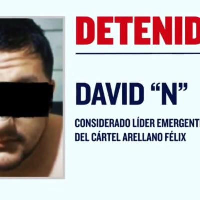 FOTO: Detienen en Querétaro al 'Cabo 20', considerado líder emergente del Cártel de los Arellano Félix, el 29 de marzo de 2020