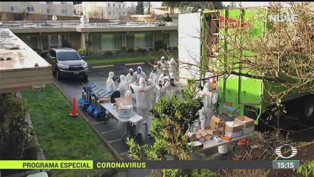 FOTO: eeuu aprueba ampliar permisos por enfermedad pagados por coronavirus
