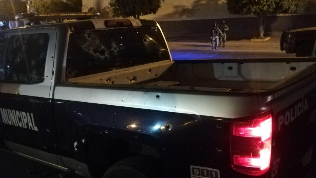 Ejecutan a mando de la Policía de Celaya, Guanajuato