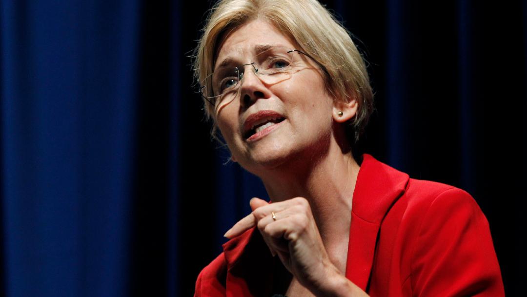 FOTO Elizabeth Warren abandona contienda por la candidatura presidencial demócrata en EEUU (AP)
