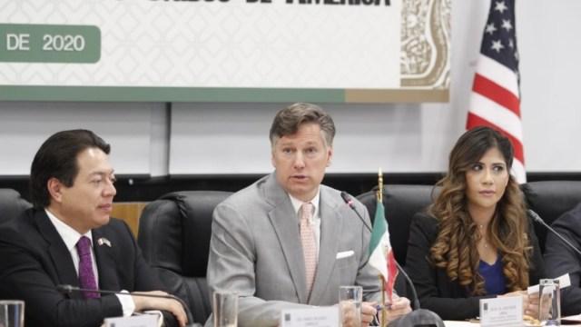 Embajador de EEUU rechaza política de fronteras abiertas