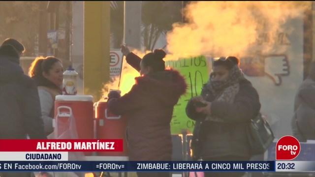 Foto: Chihuahua Municipios Registran Temperaturas Bajo Cero 5 Marzo 2020