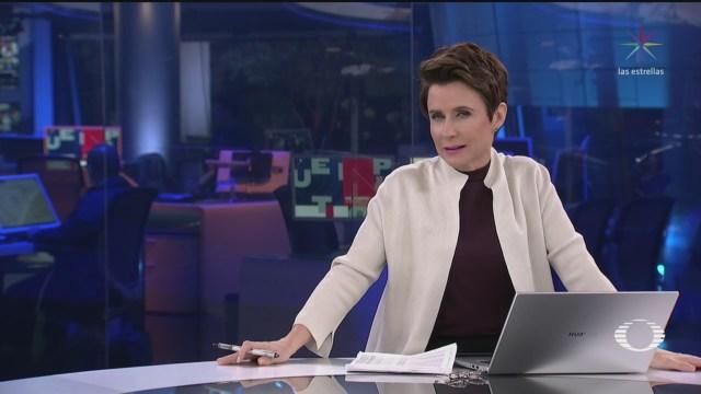 Foto: En Punto Denise Maerker Televisa Programa Completo 24 Marzo 2020