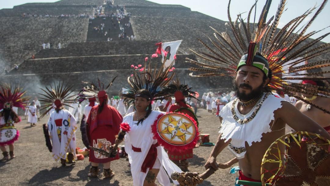 Por coronavirus, Teotihuacán luce desolado en el equinoccio