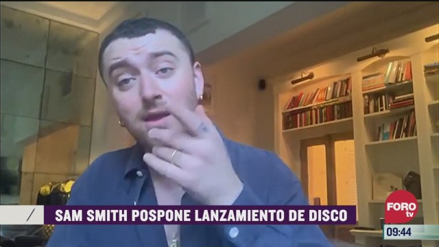 espectaculosenexpreso sam smith pospone lanzamiento de disco