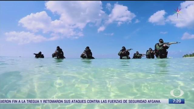 este es el grupo de elite del ejercito mexicano que combate al crimen