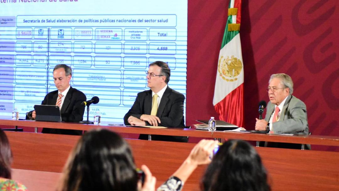 conferencia coronavirus mexico