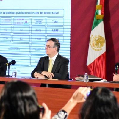 México declara emergencia sanitaria por coronavirus
