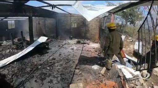 Foto: Video Explota Fábrica Pirotecnia Ocozocoautla Chiapas 13 Marzo 2020