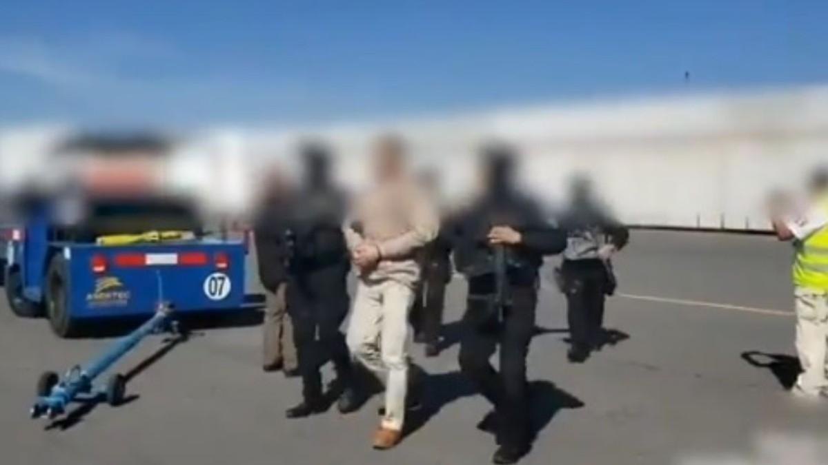 México acelera extradiciones de presuntos narcos hacia EEUU