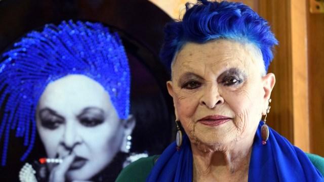 Foto: Fallece Lucía Bosé, madre de Miguel Bosé