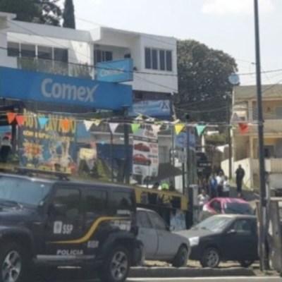 Balacera en Tlalpan deja 2 muertos y 2 heridos