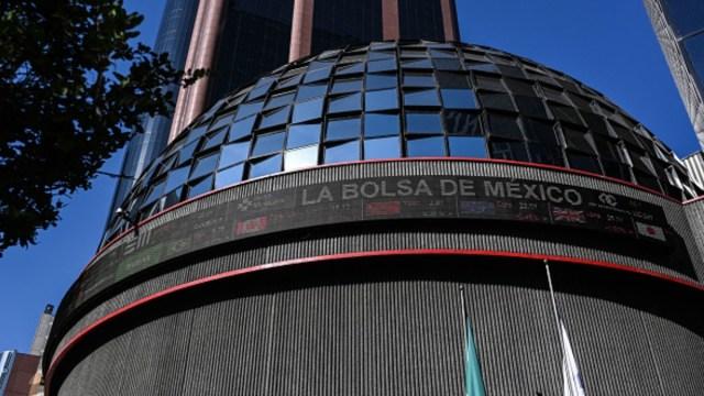 Foto: Sede de la Bolsa Mexicana de Valores (BMV) en la Ciudad de México. Getty Images