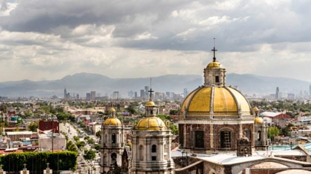 Foto: Imagen panorámica de la Ciudad de México. Getty Images/Archivo
