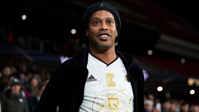 Foto: Giran orden de aprehensión contra Ronaldinho; lo acusan de falsificación, 4 de marzo de 2020 (Getty Images, archivo)
