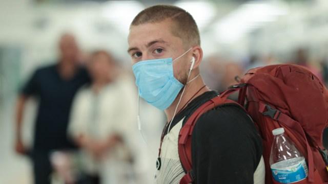 Foto: Gobierno de México sugiere evitar viajes internacionales por coronavirus, 14 de marzo de 2020 (Getty images, archivo)