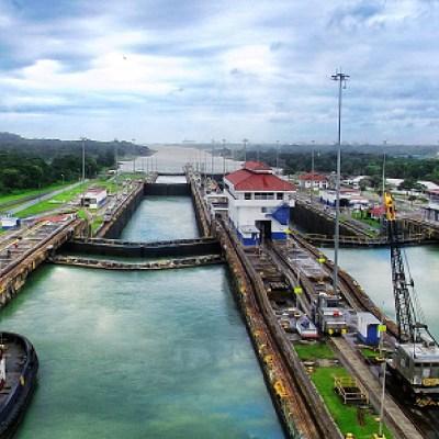 Foto: Panamá autoriza tránsito por el Canal de crucero con enfermos de coronavirus, 27 de marzo de 2020, (Getty Images, archivo)