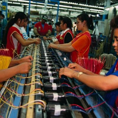 Empleadas de maquiladoras no tuvieron permiso para faltar durante paro nacional