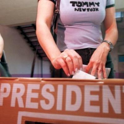 INE finaliza simulacro de votación electrónica; se aplicaría en 2021