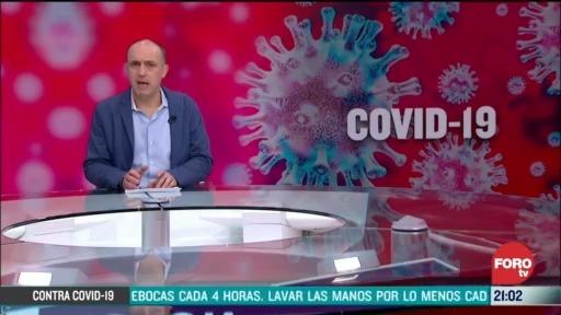 Foto: Hora 21 Julio Patán Programa Completo 19 Marzo 2020