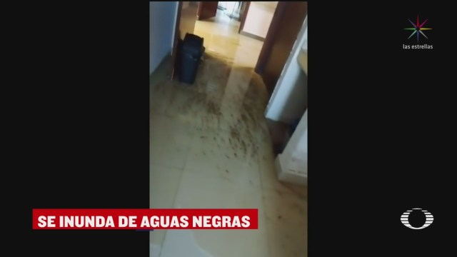 Foto: Video Hospital Pemex Villahermosa Inunda Aguas Negras 20 Marzo 2020