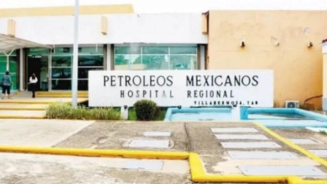 FOTO CNDH inicia queja de oficio sobre pacientes fallecidos en hospital de Tabasco (@TabascoHOY)