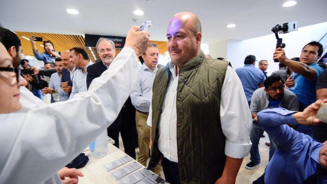 enrique alfaro gobernador jalisco