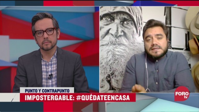 Foto: Coronavirus México Impostergable Medida #QuédateEnCasa 30 Marzo 2020