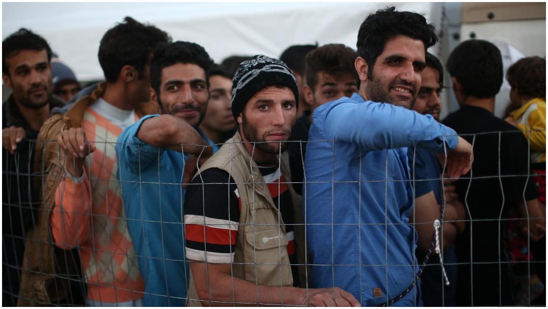 Imagen: La isla de Lesbos es un lugar muy frecuentado entre los migrantes, 1 de marzo de 2020 (Getty Images)