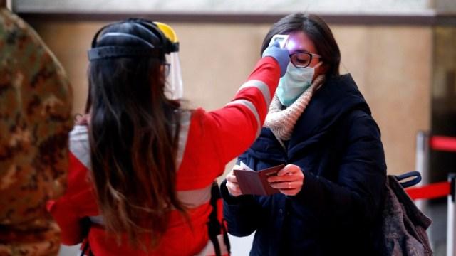 Foto: Italia registra el menor número de contagios de coronavirus en veinte días
