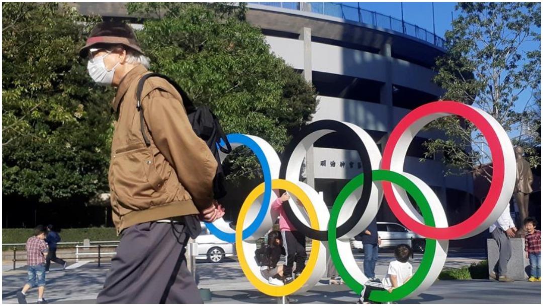 Imagen: La COI admite que no será fácil cancelar los Juegos Olímpicos de Tokio, 21 de marzo de 2020 (EFE)