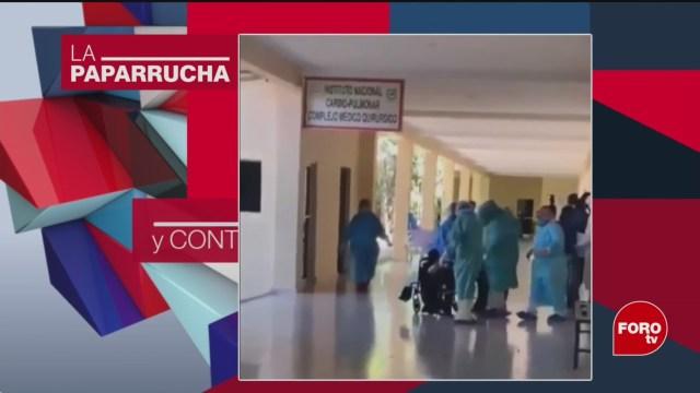 Foto: ZLlegada Coronavirus México Noticias Falsas 3 Marzo 2020