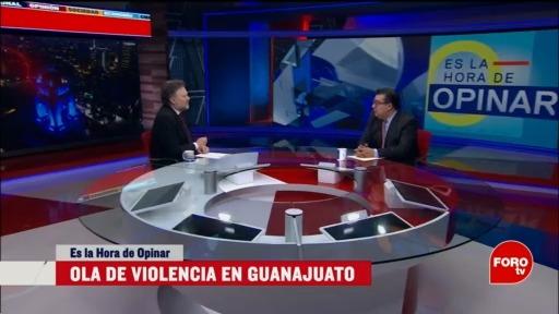 Foto: Lucha Entre Cárteles Guanajuato Huachicol 17 Marzo 2020