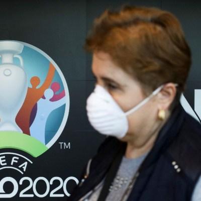 La UEFA aplaza la Eurocopa a 2021 por coronavirus