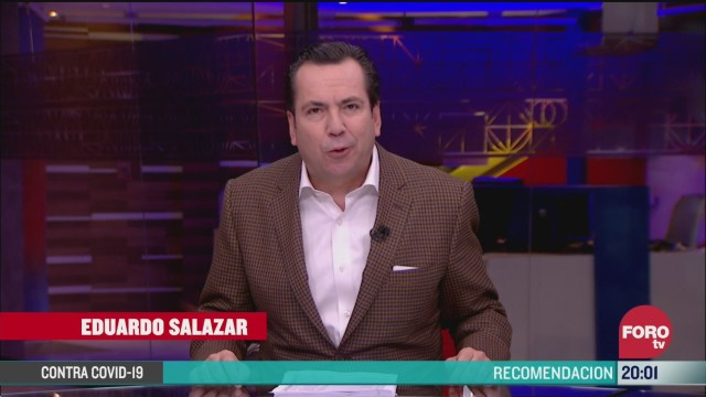 Foto: Las Noticias Ana Francisca Vega Programa Completo Forotv 20 Marzo 2020