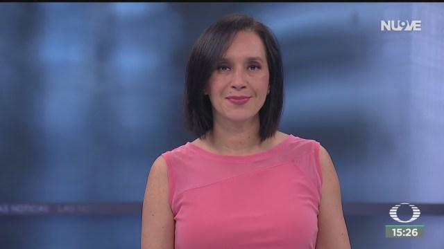 FOTO: las noticias con karla iberia programa del 10 de marzo del