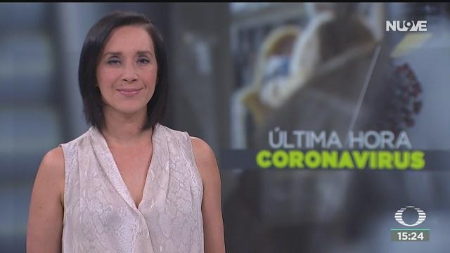 FOTO: las noticias con karla iberia programa del 17 de marzo del