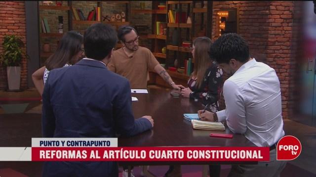 Foto: Diputados Aprueban Reforma Artículo 4 Constitucional 12 Marzo 2020