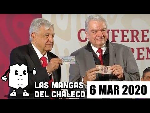 Foto: Las Mangas del Chaleco 6 Marzo 2020