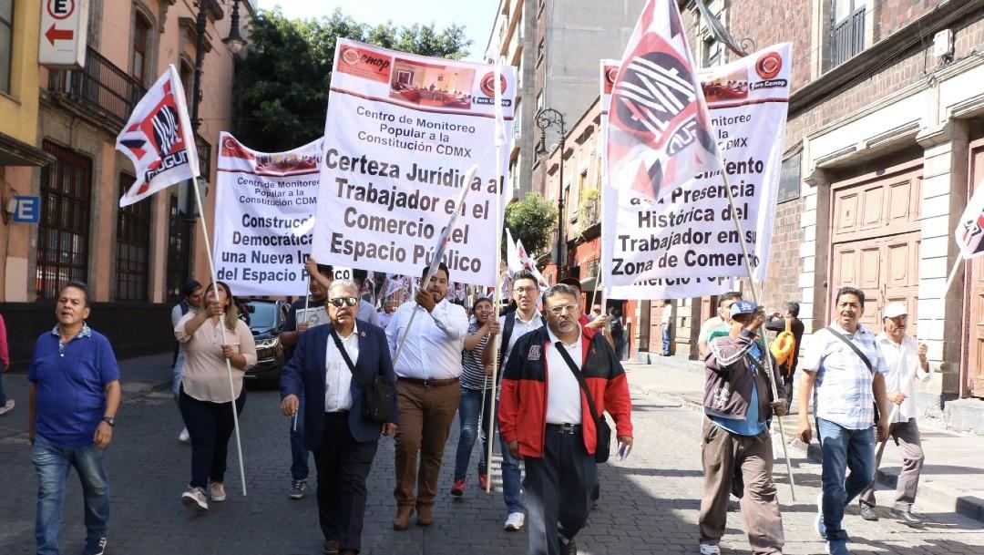 Foto: Marchas y manifestaciones para este 3 de marzo 2020 en la CDMX