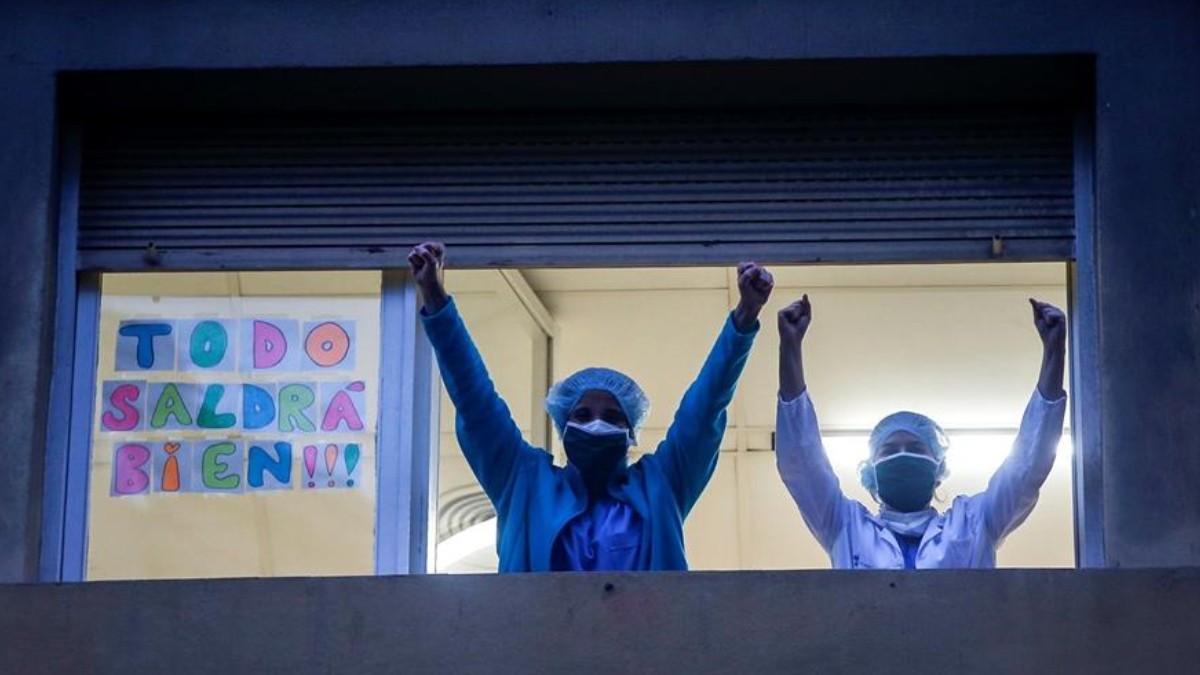 Coronavirus: Baja el número de contagios en España