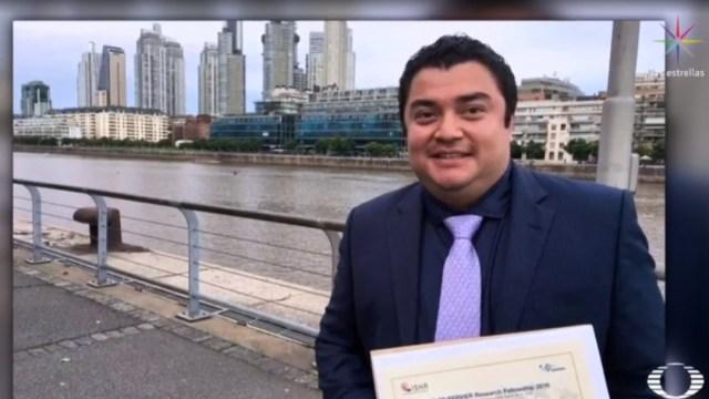 FOTO Mexicano acusado en EEUU de espiar para Rusia se dice inocente (Noticieros Televisa)