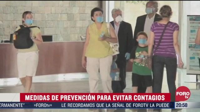 Foto: Coronavirus México implementa medidas evitar coronavirus COVID19 23 Marzo 2020