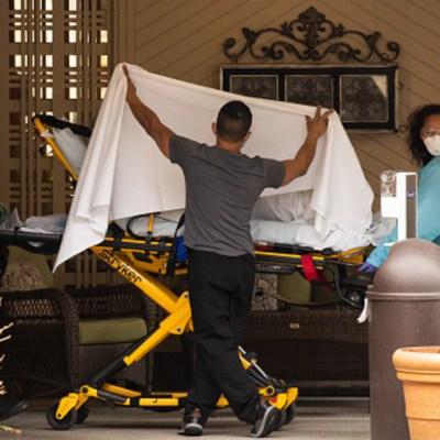 Foto: Prevén hasta 200 mil muertes por coronavirus en EEUU, 29 marzo 2020