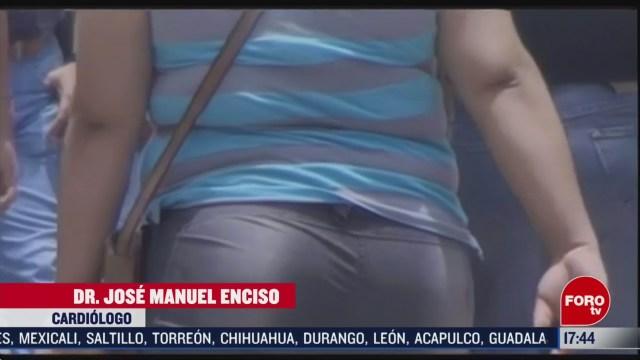 Foto: Mujer Mexicana Primer Lugar Mundo Obesidad Abdominal 6 Marzo 2020